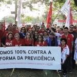 14 de junho: Santa Catarina se uniu contra a Reforma da Previdência