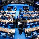 Senado aprova a reforma mais cruel para trabalhadores e viúvas