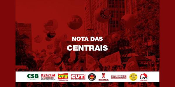 AI-5 nunca mais: Centrais repudiam declarações de Eduardo Bolsonaro
