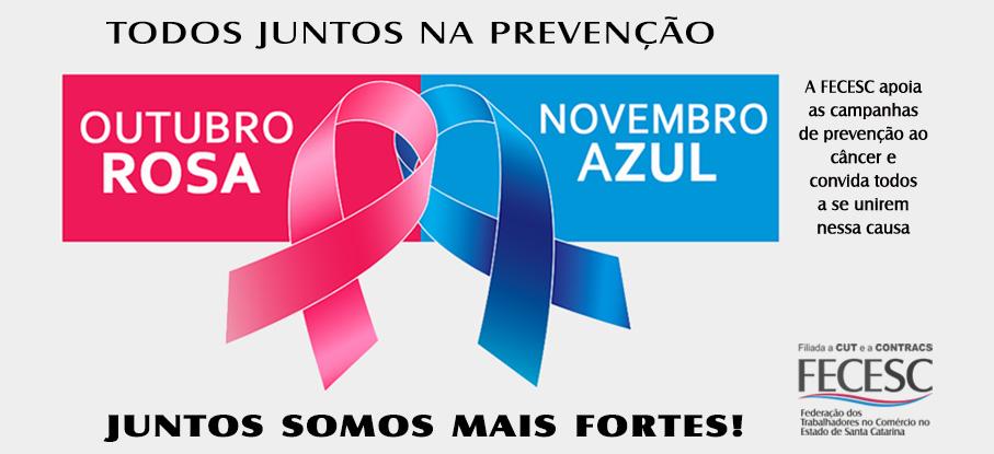 Campanhas de prevenção ao câncer