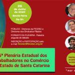 FECESC realiza 75ª Plenária por videoconferência