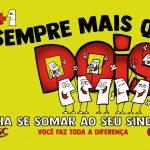 """CUT-SC lança campanha estadual de sindicalização """"1+1 é sempre mais que dois"""""""