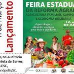Feira da Reforma Agrária, Agricultura Familiar, Camponesa e Economia Solidária