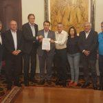 Governador se compromete a entregar Projeto de Lei para o reajuste do Piso até terça-feira