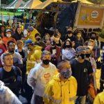 FECESC e Sindicatos Filiados apoiam a greve dos servidores/as da COMCAP