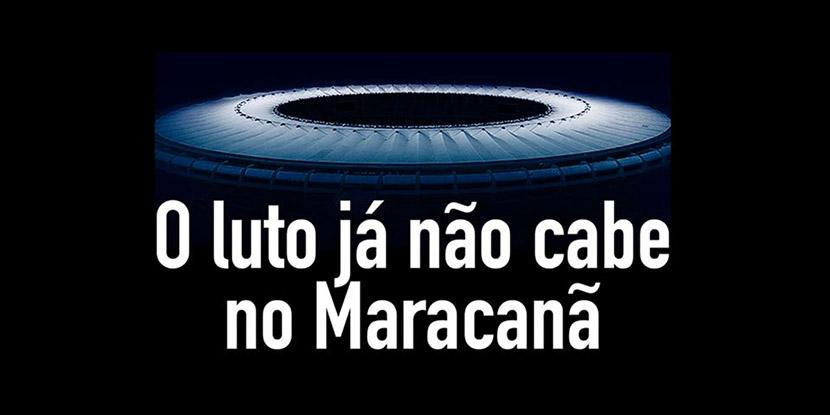 BASTA! Brasil de Bolsonaro tem um Maracanã de mortos pela covid-19