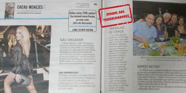 Coluna Cacau Menezes