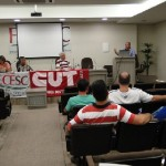 Reunião de Diretoria da FECESC – 20 e 21 de fevereiro de 2014