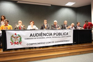 Assembléia debate Piso Estadual em audiência pública