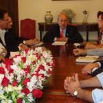 PISO ESTADUAL: Governador vai reunir trabalhadores e empresários para debater projeto