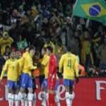 Com susto, Brasil vence Coreia do Norte por 2 a 1