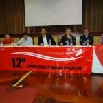 FECESC inicia seu 12º Congresso Estadual debatendo os avanços do Brasil e a pauta da classe trabalhadora