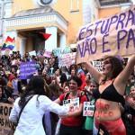 Mulheres na luta, nas ruas e nas redes
