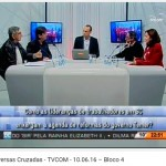 Programa Conversas Cruzadas – TV COM (10.06.16) – Bloco 4