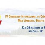 IV Congresso Internacional de Ciências do Trabalho, Meio Ambiente, Direito e Saúde