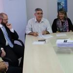 FECESC assina contrato de permuta que permitirá construção de colônia de férias