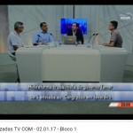 Conversas Cruzadas TV COM – 02.01.17 – Bloco 1