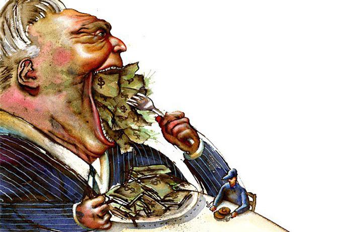Capitalista ama o lucro, quem ama crescimento econômico são amigos do capital
