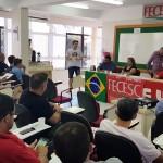 Reunião da diretoria define luta política e de representatividade dos trabalhadores