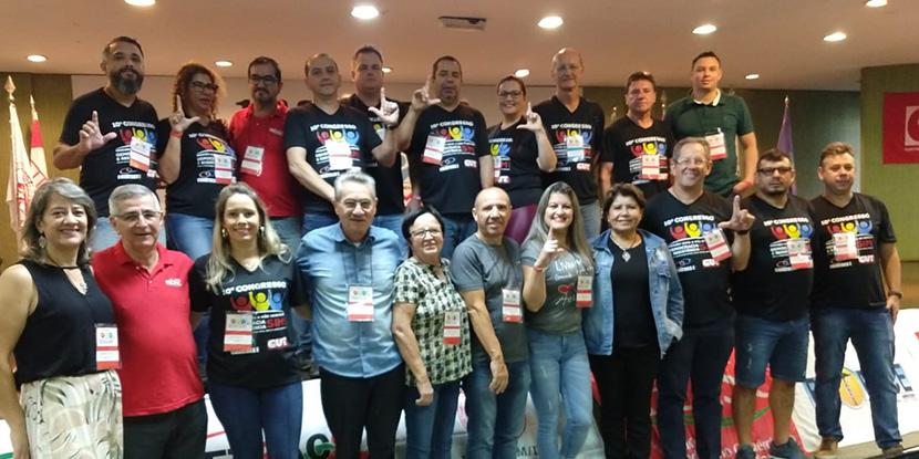 Com críticas à reforma da Previdência e a defesa de Lula Livre, Contracs abre o 10º Congresso