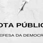 Mais de 100 procuradores do Trabalho assinam nota em defesa da Democracia