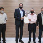 Assinada minuta do acordo entre trabalhadores e empresários para reajuste do Piso Salarial