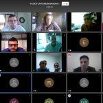 Em tempos de pandemia, FECESC realiza reunião de diretoria online