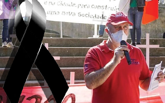 NOTA DE PESAR – Jacir Antonio Zimmer Presente!